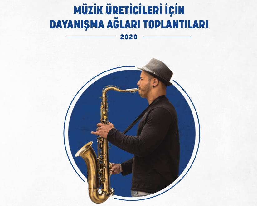 Müzik Üreticileri İçin Dayanışma Ağları Toplantıları (2020)